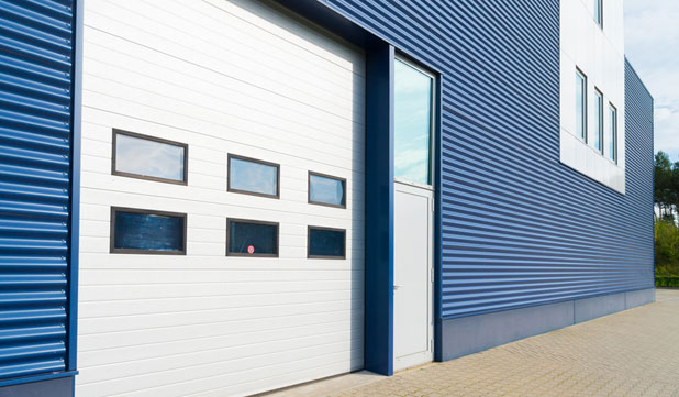 Commercial overhead Door DC